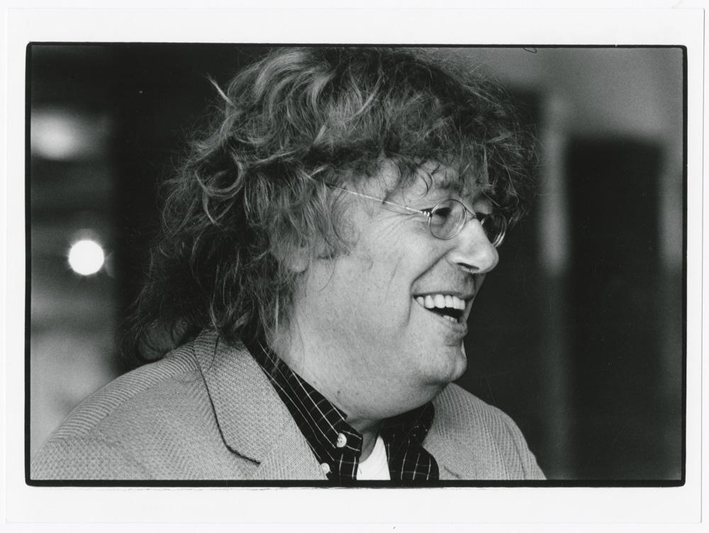 Der Galerist: Horst Brandstätter 2001 in Kassel